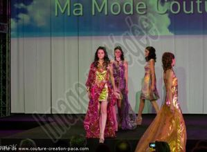 Ma Mode Couture - MARSEILLE 08 - CRÉATIONS